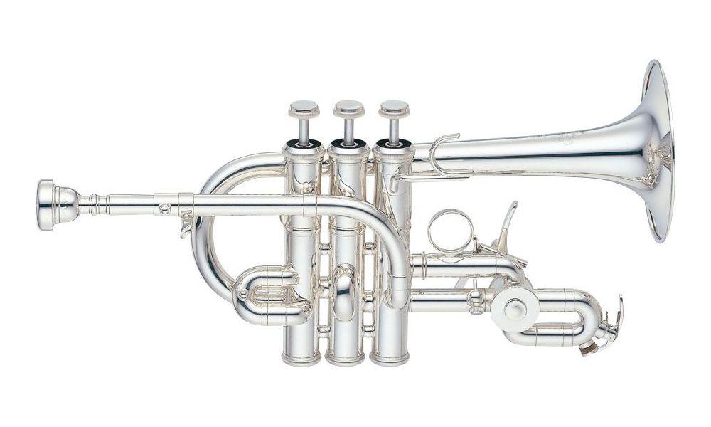 Compra yamaha ytr 9825 trompeta piccolo sib/la al mejor precio