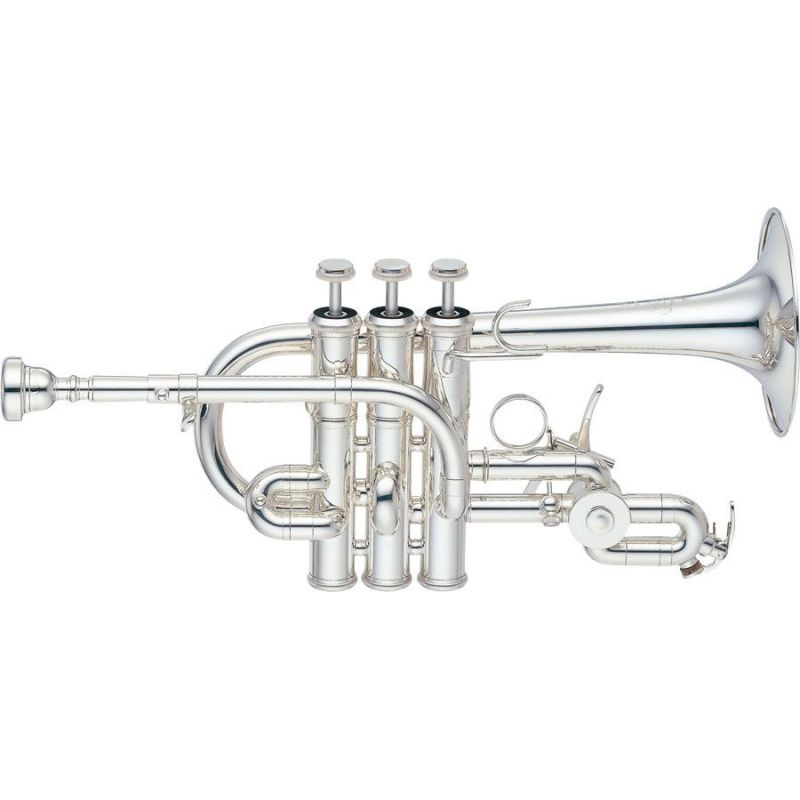 yamaha ytr 9825 trompeta piccolo sib/la