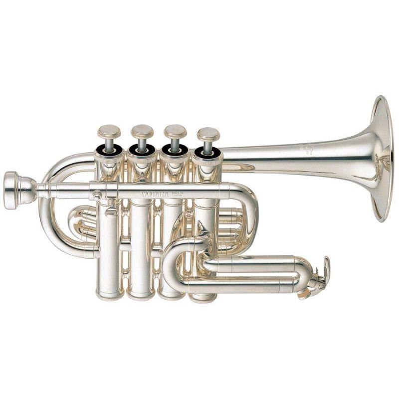 Compra yamaha ytr 6810s trompeta sib/la al mejor precio