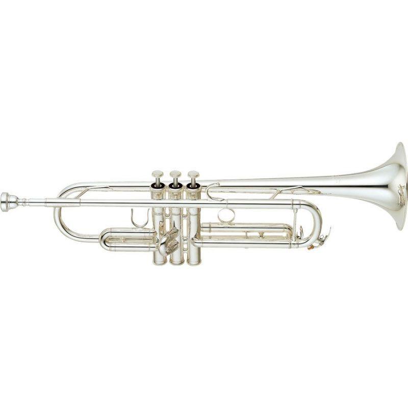 yamaha ytr 6335s trompeta sib