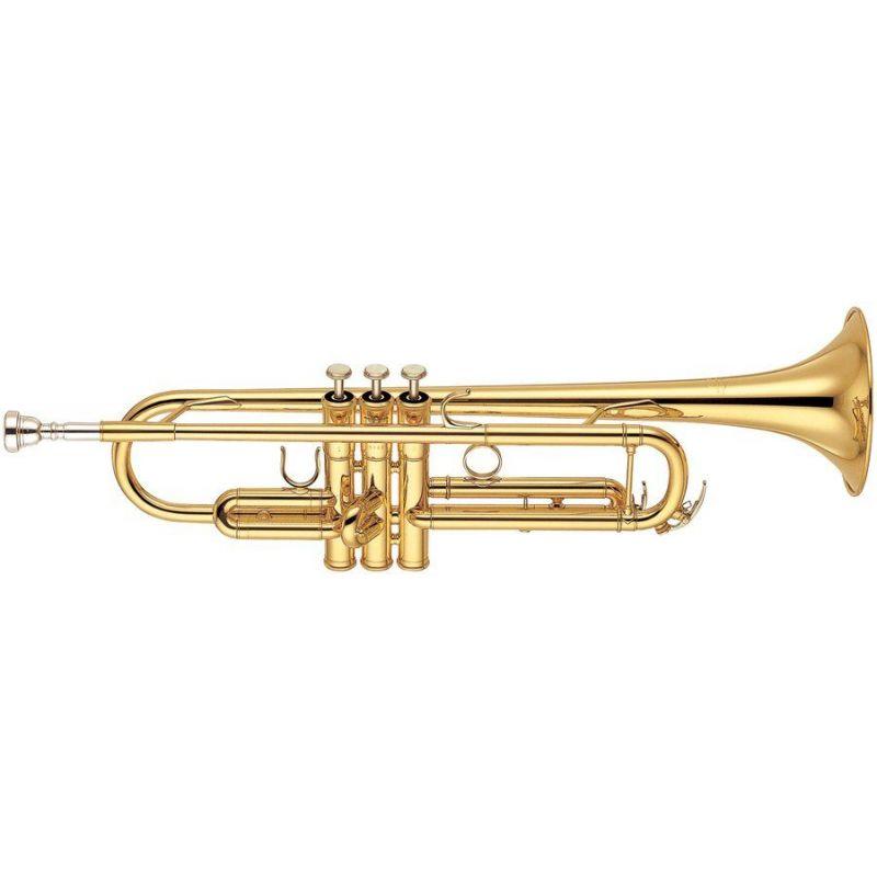 yamaha ytr 6335 trompeta sib - BYTR6335