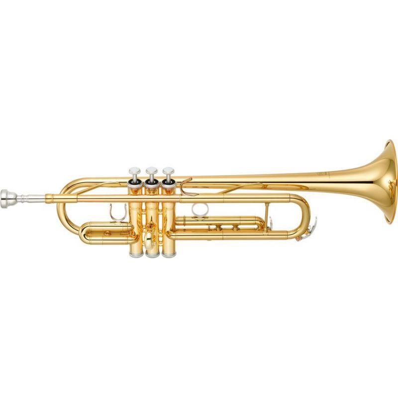 yamaha ytr 4435 ii do trompeta