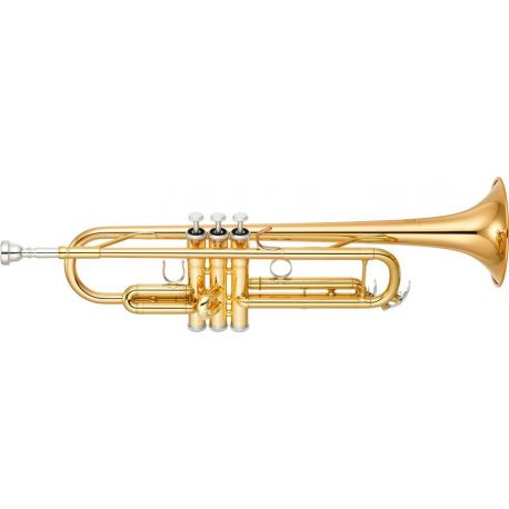 yamaha ytr 4335 gii trompeta en sib