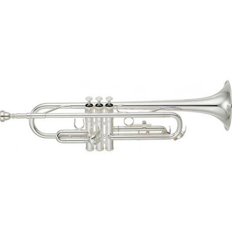 yamaha ytr 2330s trompeta en sib