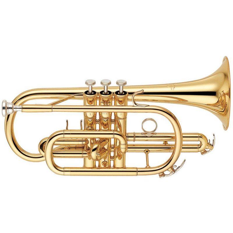 yamaha ycr 6330ii corneta sib