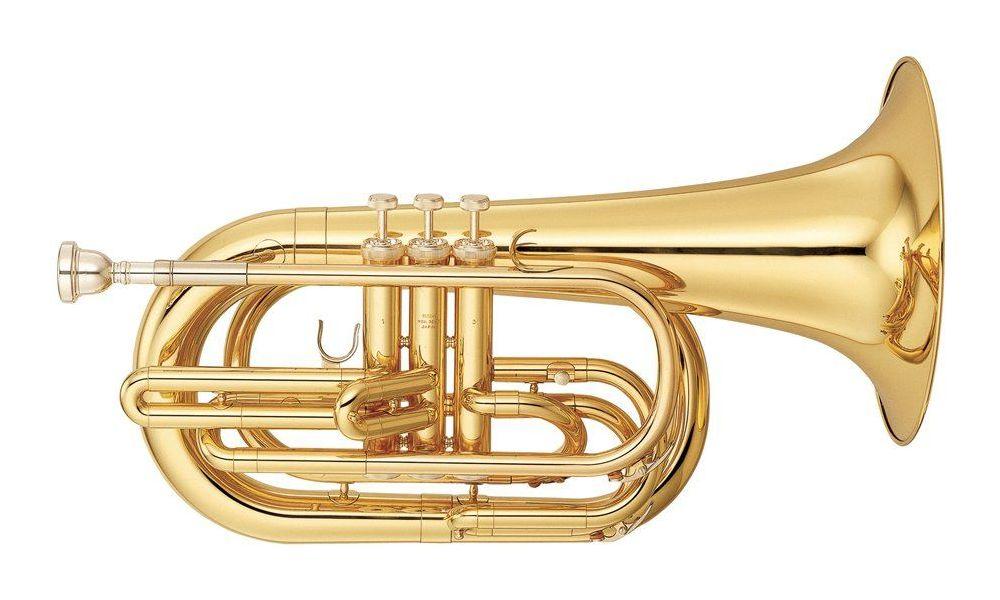 Compra yamaha ybh-301m trompa baritona de marcha al mejor precio
