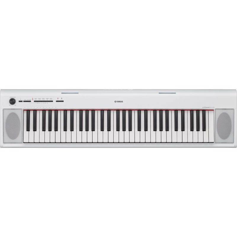 yamaha teclado digital np-12wh white - SNP12WH