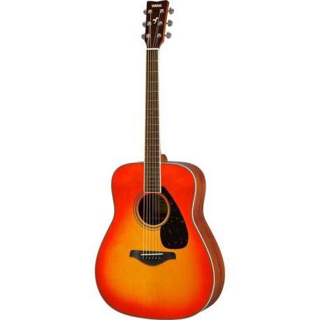 Compra yamaha fg820 guitarra acustica autumn burst al mejor precio