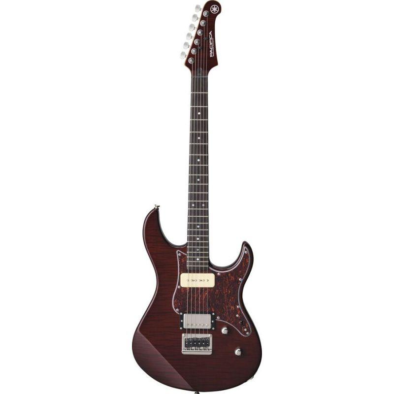 yamaha pacifica 611hfm guitarra eléctrica