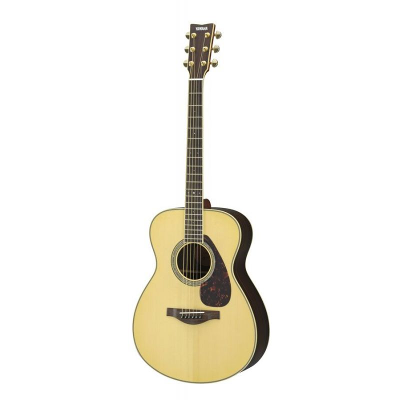 yamaha ls6 guitarra acustica natural are