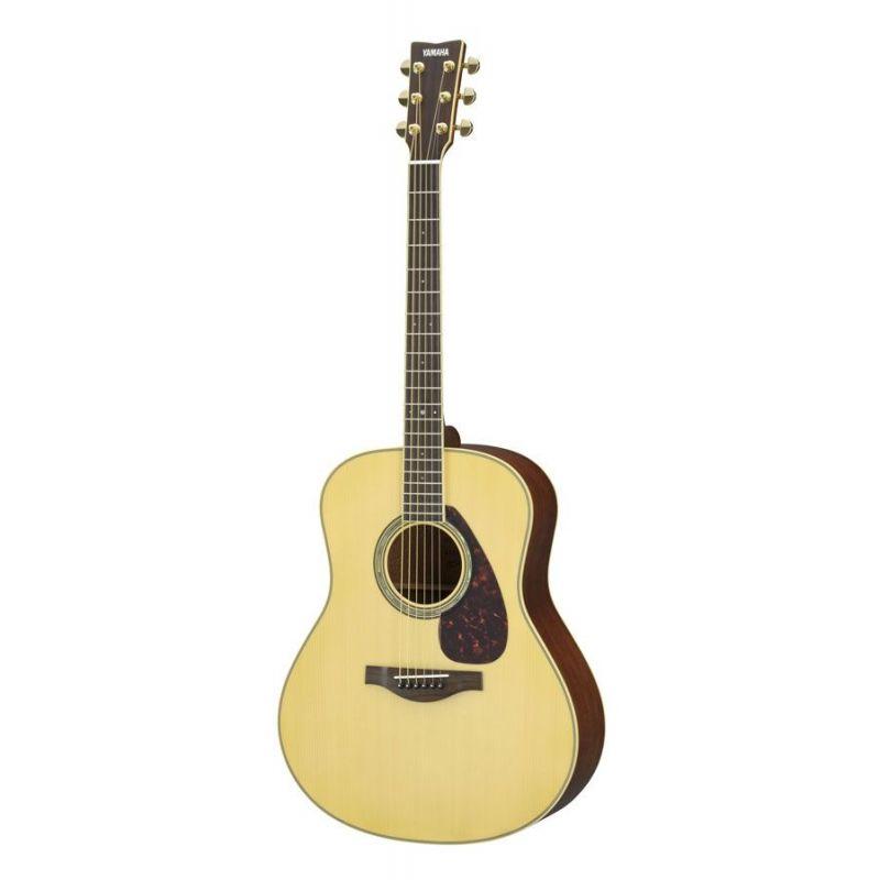 Compra yamaha ll6m guitarra acustica ll6m are al mejor precio