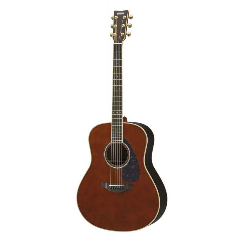 Compra yamaha ll6 guitarra acustica dark tinted are al mejor precio
