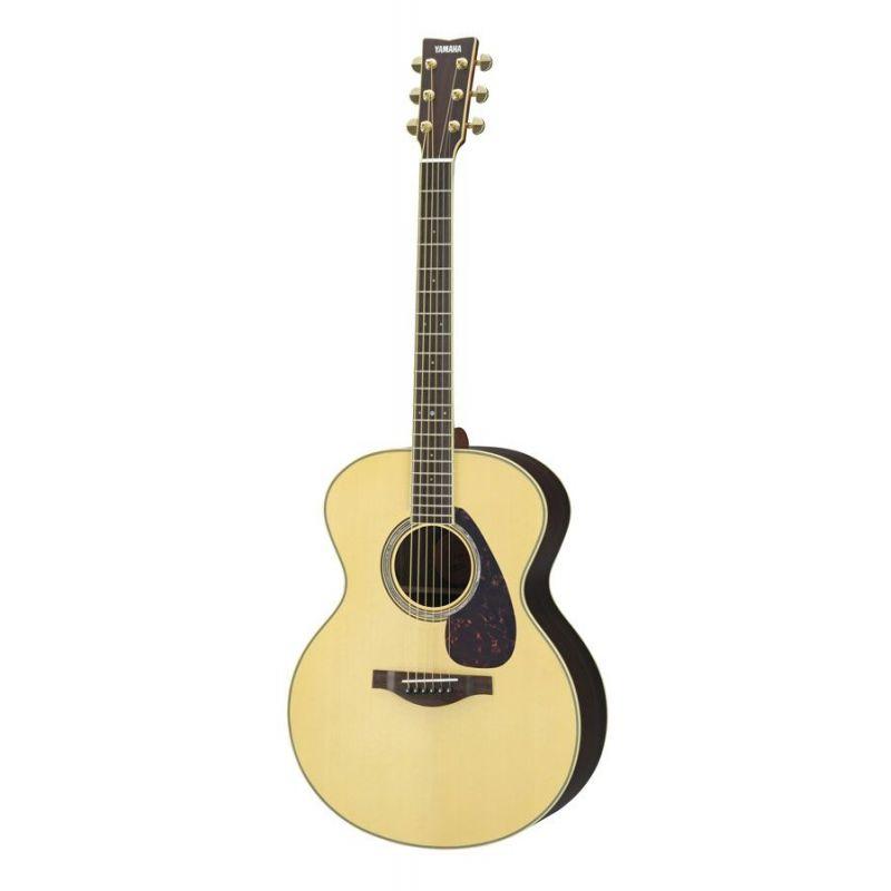 Yamaha Lj6 Are Nat Guitarra Acustica