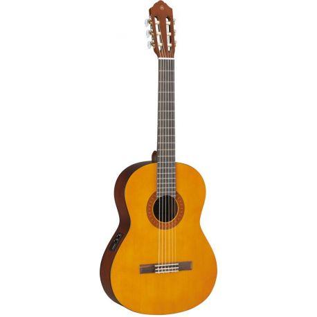 Compra yamaha cx40ii guitarra clásica electrificada al mejor precio
