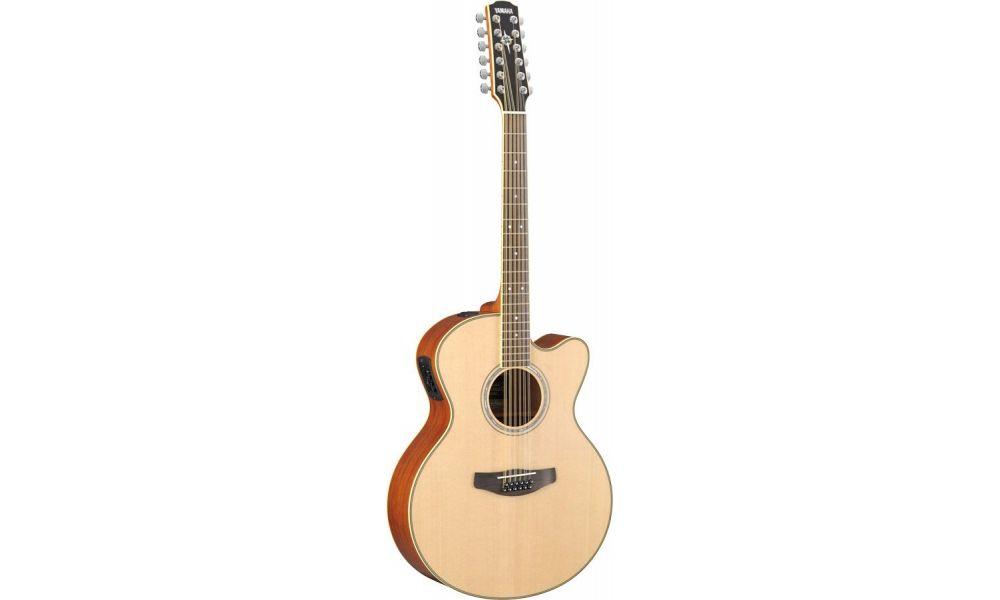 Compra yamaha cpx700ii 12 guitarra electroacustica al mejor precio