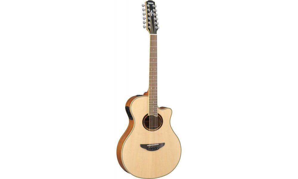 Compra yamaha apx700ii-12 guitarra electroacustica al mejor precio