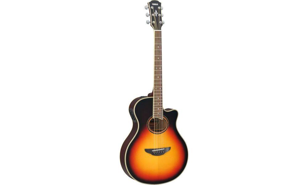 Compra yamaha apx700ii vs guitarra acustica electrificada al mejor precio