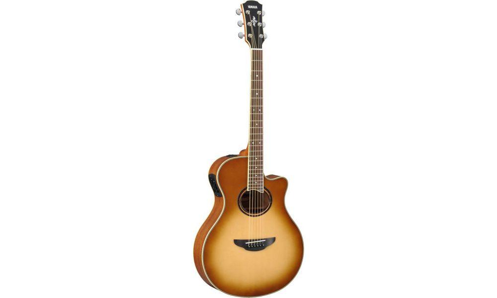 Compra yamaha apx700ii sb guitarra acustica electrificada al mejor precio