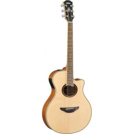 yamaha apx700ii nt guitarra acustica electrificada