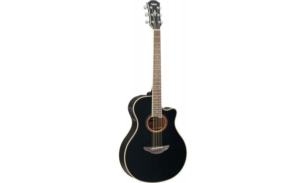 Compra yamaha apx700ii bl guitarra acustica electrificada al mejor precio