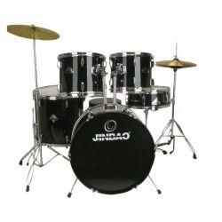batería jinbao PO605JN jazz negra