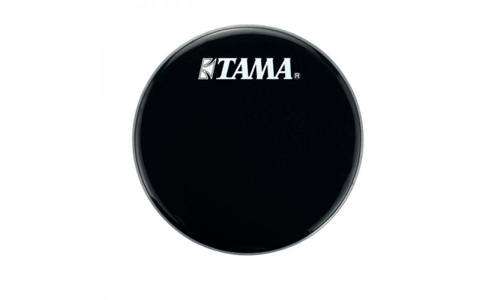 Compra TAMA BK22BMWS PARCHE FRONTAL BOMBO 22'' NEGRO al mejor precio