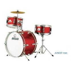batería jinbao junior 1042R roja