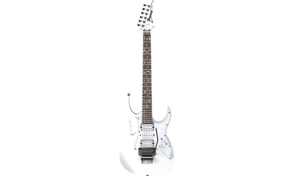 Compra ibanez jemjr-wh - blanco guitarra electrica junior al mejor precio