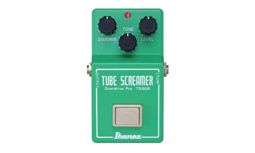 Compra ibanez ts808 tube screamer overdrive pro al mejor precio