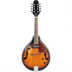 ibanez m510e-bs mandolina electrificada