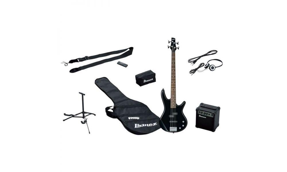 Compra IBANEZ IJSR190-BK Kit Bajo Electrico Jumpstart Negro al mejor precio