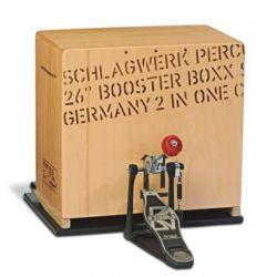 schlagwerk bc 460 2inone bass cajon booster boxx