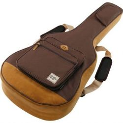 ibanez iab541-br - funda para guitarra acústica - powerpad designer collection - brown