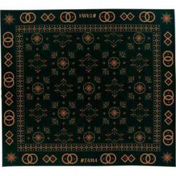 Tama tdr-or alfombra para batería con patrón oriental - 1800mm x 2000mm