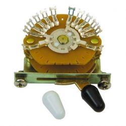 DiMarzio Selector pastillas 5 posiciones multipolar - EP1112