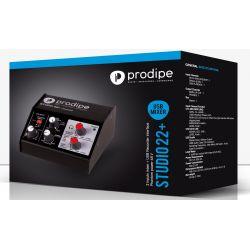 Prodipe tarjeta de sonido STudio 22 plus