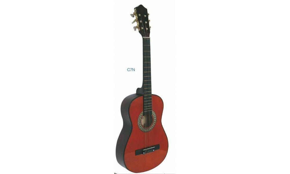 Compra ROCIO C7N GUITARRA CLASICA 1/2 CADETE 85CM al mejor precio