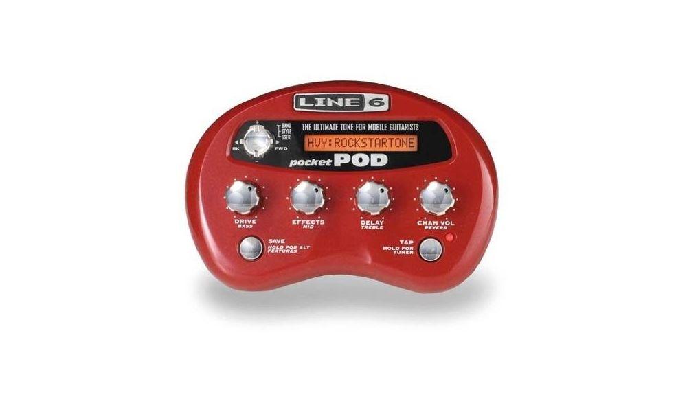 Compra Line6 Pocket Pod al mejor precio