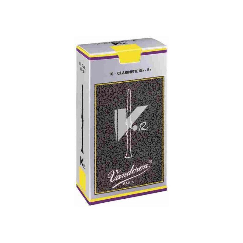 vandoren cr194 caña clarinete v12 n-4 - A64NT01XN