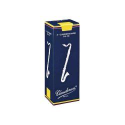 vandoren cr1215 caña clarinete bajo n-2 1/2