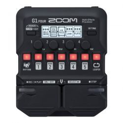 Zoom G1 FOUR pedal multiefecto