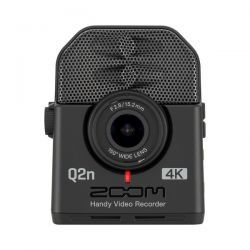 Zoom Q2n 4K grabadora digital audio y video en 4K