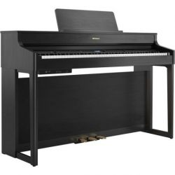 ROLAND HP702 CH PIANO DIGITAL CHARCOAL BLACK
