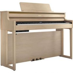 ROLAND HP704 LA PIANO DIGITAL LIGHT OAK