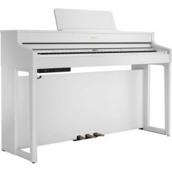 ROLAND HP702 WH PIANO DIGITAL BLANCO