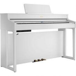 Roland HP702 WH Piano Digital blanco