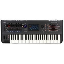 yamaha montage 6 music production synthe