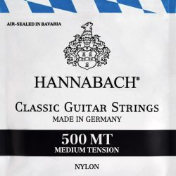HANNABACH 500MT MEDIUM 652.237