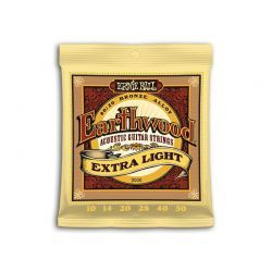 ERNIE BALL 2006 EARTHWOOD EXTRA LIGHT (10-50)