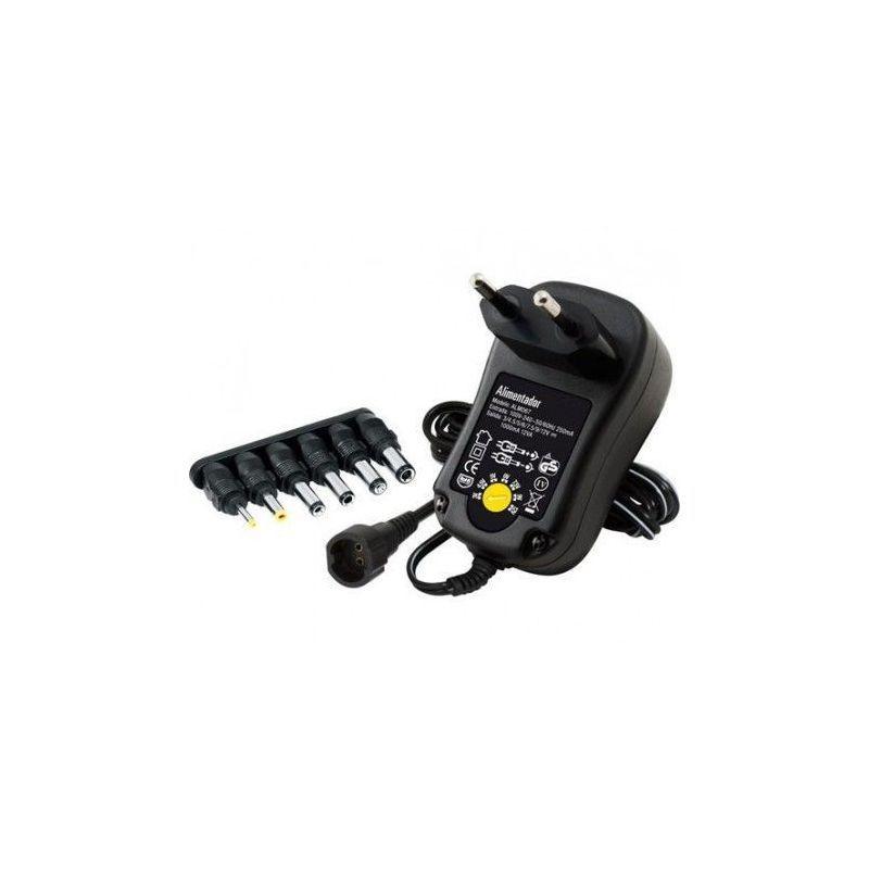 Compra Alimentador universal NIMO 3 A 12V/1000Ma al mejor precio